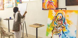 IPS Academy School of Fine Arts