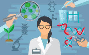 Biotechnology impacts lives